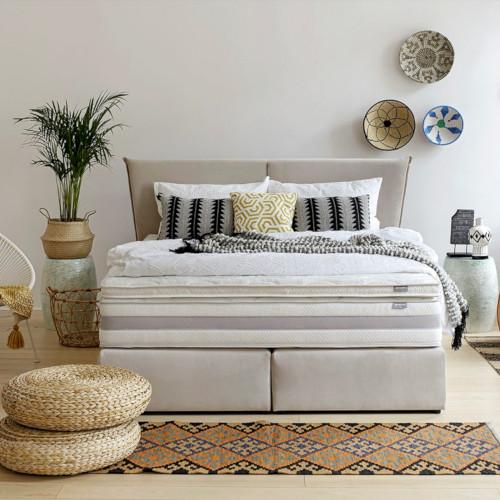 Materace nawierzchniowe - komfortowy sen na każdym podłożu